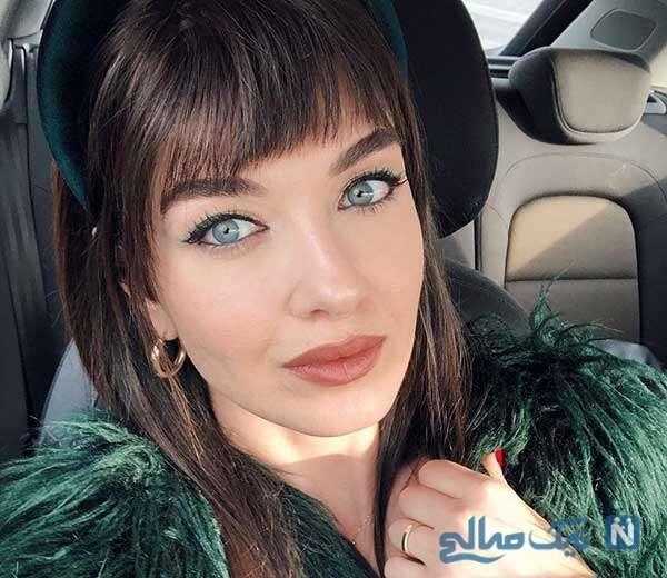 بیوگرافی اسلیهان گونر بازیگر و مدل زیبای ترکیه ای با همسرش