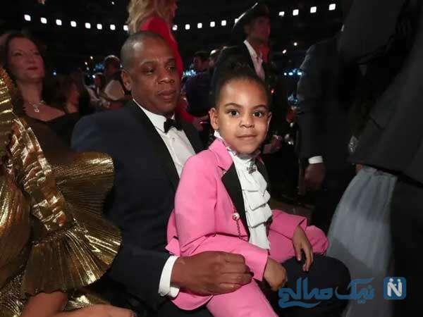 جی زی و دخترش