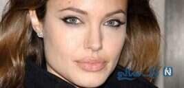 جدیدترین خالکوبی آنجلینا جولی کنایه آمیز خطاب به برد پیت