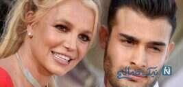 نامزدی بریتنی اسپیرز و سام اصغری با حلقه نامزدی الماس نشان