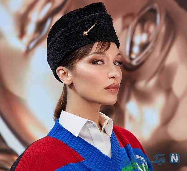 گفتگو با بلا حدید مدل مشهور از شیک پوشی تا فشار شدید صنعت مد