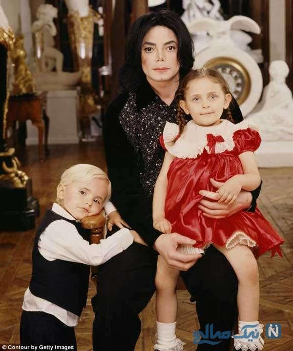 فرزندان مایکل جکسون