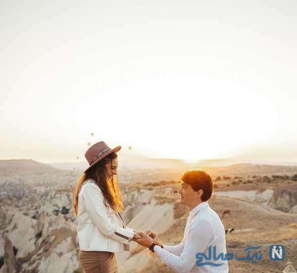عروسی ابرو شاهین