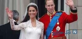 قوانین خاندان سلطنتی انگلیس برای پرنس ویلیام و کیت میدلتون