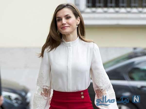 لیتزیا ملکه اسپانیا