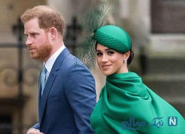 ماجرای درخواست مگان مارکل و شاهزاده هری برای دیدار با ملکه