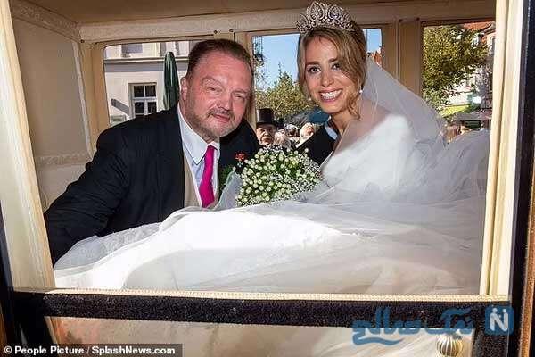 عروسی شاهزاده آلمانی