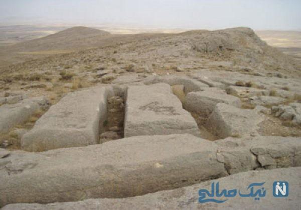 گور دخمه کرمانشاه