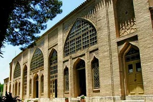 تالار اشرف یکی از بناهای تاریخی اصفهان+تصاویر