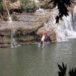 آبشار بیشه در شهرستان دورود به روایت تصویر