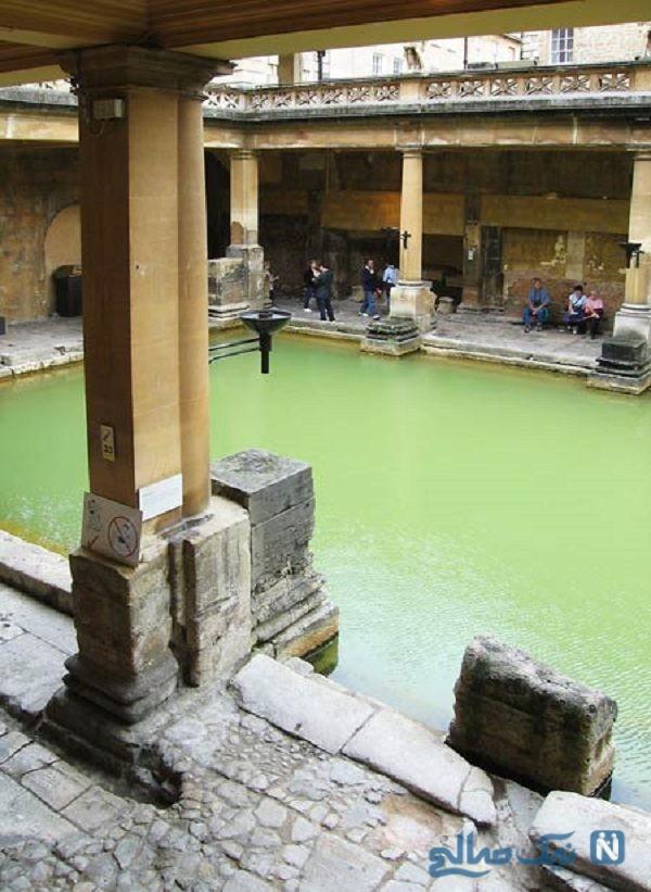 حمام رومی