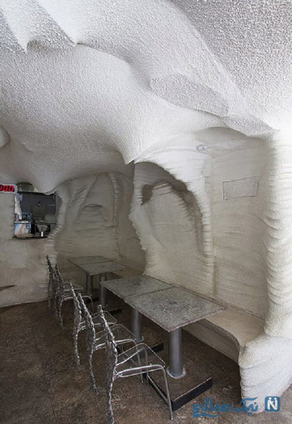 رستورانی از نمک