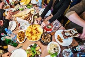 شکم گردی به سبک ایرانی!