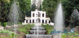 باغ شاهزاده ماهان کرمان+عکس