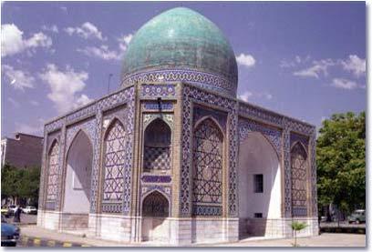 بنای تاریخی گنبد سبز