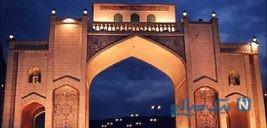 دروازه قرآن شیراز +عکس