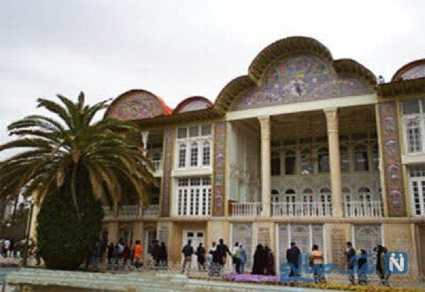 باغ ارم شیراز +تصاویر