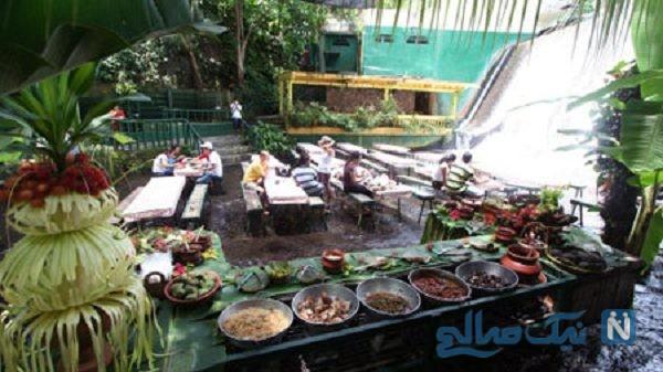 رستوران در فیلیپین