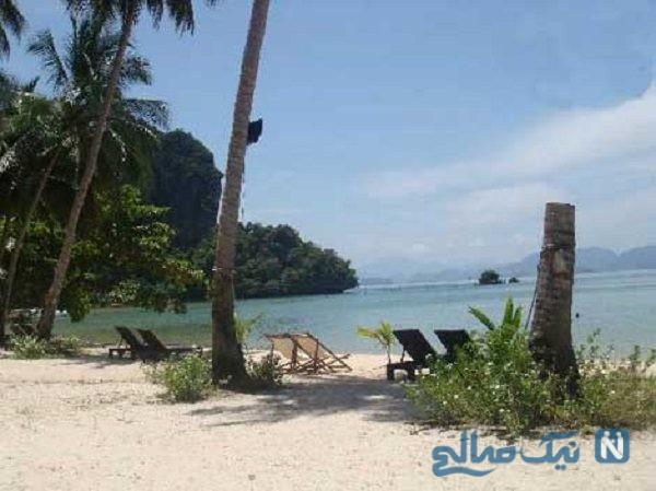 زیباترین سواحل تایلند +تصاویر