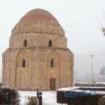 گنبد جبلیه کرمان + تصاویر