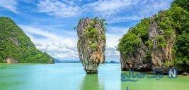 جزیره جیمز باند پوکت تایلند +تصاویر