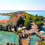 دریاچه گاردا بزرگترین دریاچه در ایتالیا+تصاویر