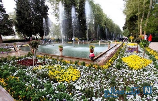 مکان های دیدنی و جذاب شیراز