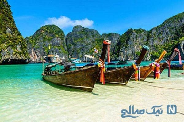 زیباترین جزیره تایلند را بشناسید+ تصاویر