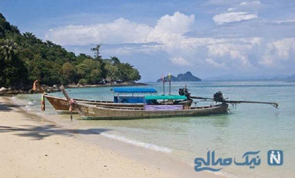 زیباترین جزیره تایلند