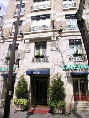 ارزانترین هتل های فرانسه