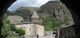 آشنایی با صومعه گغارد در ارمنستان +تصاویر