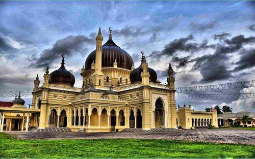 مسجد عبودیه در مالزی