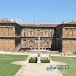 کاخ پیتی یکی از دیدنی های ایتالیا +تصاویر