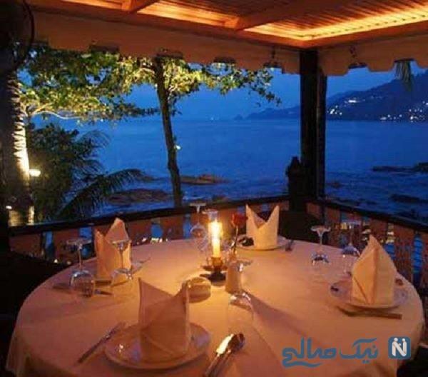 زیباترین رستوران های جهان