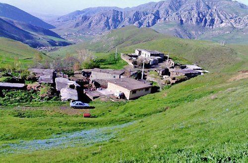 سفر به زیباترین روستای اردبیل +تصاویر زیبا