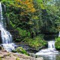آبشار زیبا و فوق العاده ورزان در گیلان+تصاویر