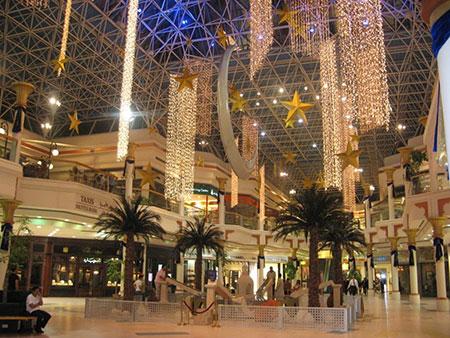 بزرگترین مرکز خرید جهان