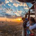 لذت بالن سواری در ترکیه+تصاویر