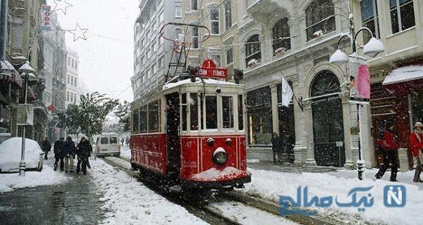 آشنایی با آب و هوای استانبول +تصاویر