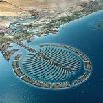 جزیرههای نخلی دبی+تصاویر