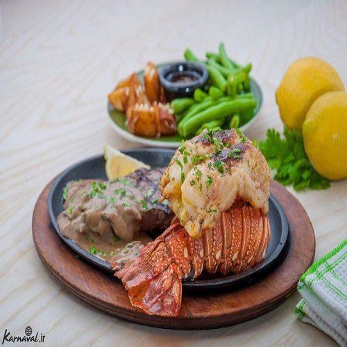 غذا خوردن در سفر به دبی+تصاویر