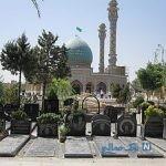 امامزاده طاهر از زیارت گاههای مشهور کرج +تصاویر