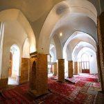 مسجد جامع سمنان بنایی بسیار کهن و باارزش +تصاویر