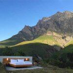 هتلی که نه سقف دارد و نه دیوار!!+تصاویر