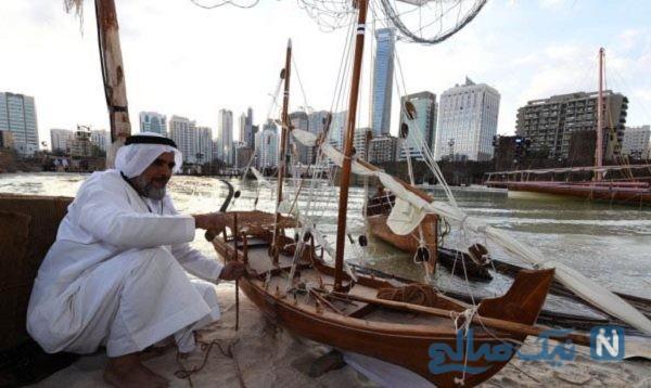 گشت و گذار درمهم ترین جشنواره امارات+تصاویر