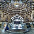 گشت و گذار در بزرگ ترین موزه شیراز+تصاویر