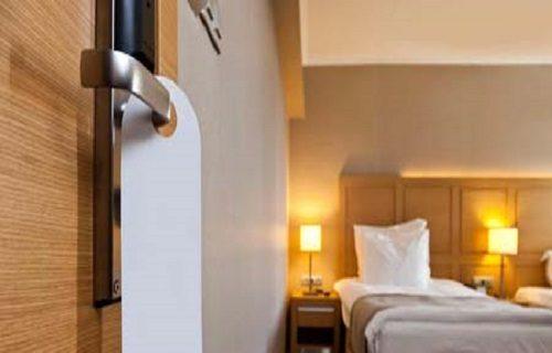 حفظ امنیت در هتل