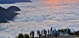 روستای زیبا و دیدنی در طبیعت بکر و جذاب شمال ایران+تصاویر