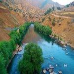 سیروان ,معروفترین رودخانه در کردستان +تصاویر