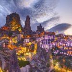 شهر زیرزمینی عجیب در کاپادوکیه ترکیه را حتما بینید+تصاویر